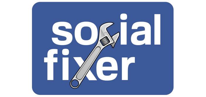 Logo Social Fixer
