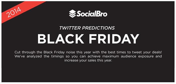 Black Friday - Twitter