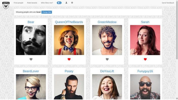 Bristlr: Tinder réservé aux porteurs de barbe