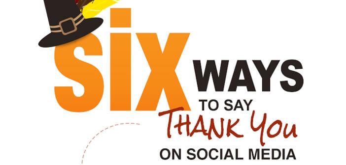 Social media - Techniques pour remercier ses fans