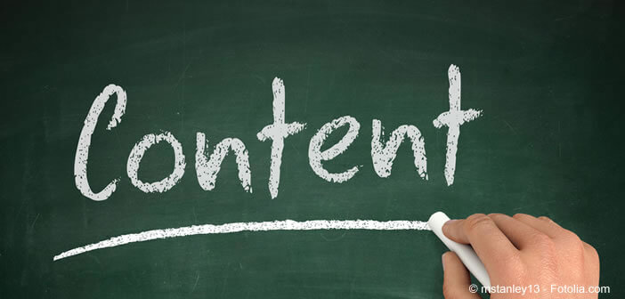 Content marketing et réseaux sociaux