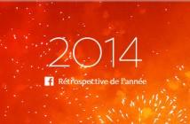 Rétrospective 2014 : les sujets les plus commentés sur Facebook