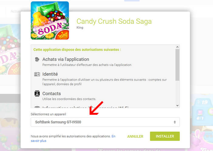 Candy Crush Soda sur Bluestacks