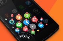 Lazy Swipe : lanceur d'applications pour Android