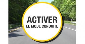 Mode Conduite