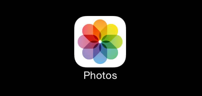 Effacer plusieurs photos iPhone et iPad