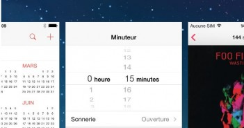 Forcer fermeture application iPhone