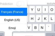 Tuto iPhone : Passer un mot en majuscule sans avoir à le retaper