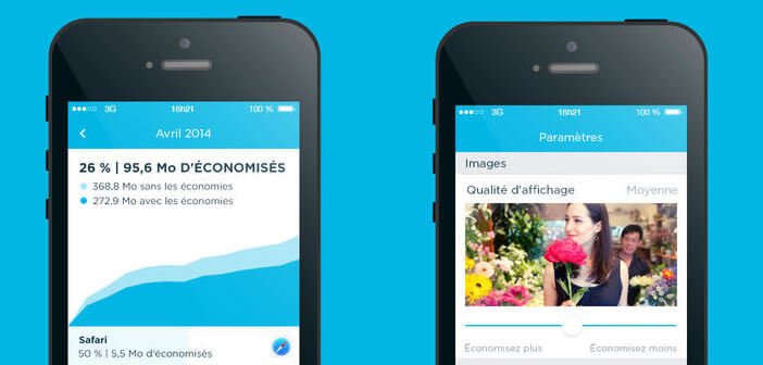 Onavo Extend : Economiser votre forfait data