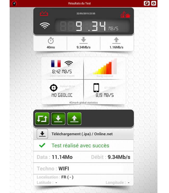 Résultats performances des opérateurs mobiles