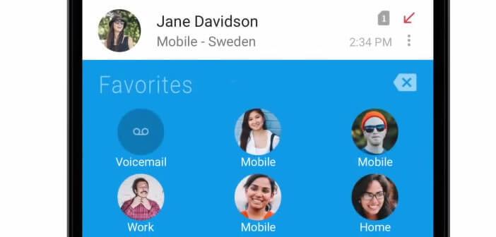 Truedialer -Application Android