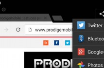 Effectuer une capture d'écran sur un appareil Android