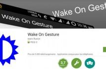 Réveiller votre mobile Android sans toucher le bouton power