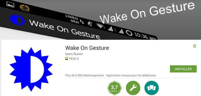 Réveiller un mobile Android