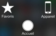 Créer un bouton Home virtuel sur son iPhone ou son iPad