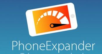 Augmenter espace de stockage de l'iPhone avec Phone Expander