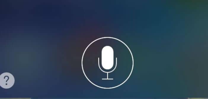 Siri vous aide à trouver le titre d'une chanson