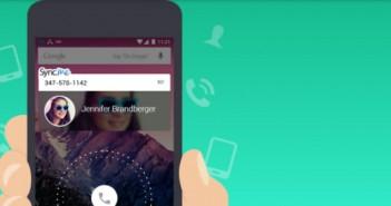 Sync.Me : synchroniser photos profil Facebook sur votre smartphone