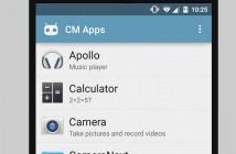 Installer les applis de CyanogenMod sur un téléphone non rooté
