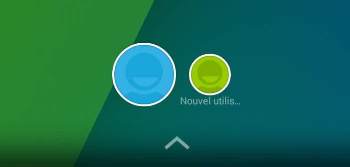 Créer un compte utilisateur sur une tablette Android