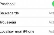 iPhone: Sauvegarder ses contacts