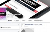 Désactiver la localisation sur l'application Facebook