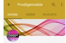 Android: réduire l'usage de données mobiles avec l'appli YouTube