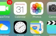 Supprimer les pastilles de notifications sur l'iPhone