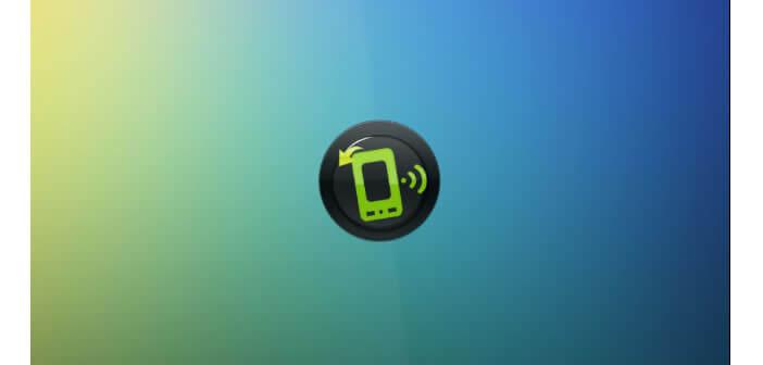 Passer en mode silencieux en retournant votre mobile