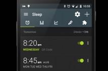 Une application Android pour se réveiller en douceur