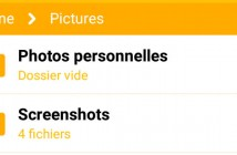 Comment cacher facilement ses photos sur Android