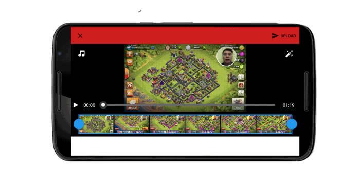 Editer vos films de jeux vidéos avec Google Play Jeux