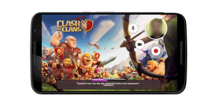 Enregistrer vos séances de jeux vidéos aux Google Play Jeux
