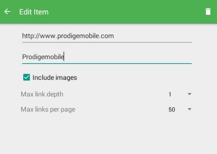 Enregistrer une page ou un site web