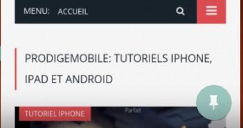 Bloquer l'écran de son smartphone sur une application précise