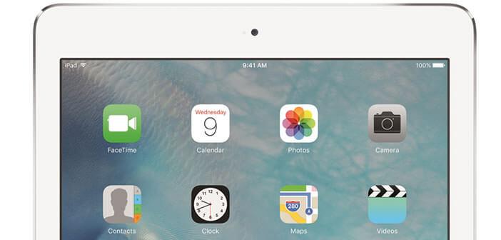 Image dans l'image pour l'iPad