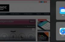 Comment afficher 2 applis différentes sur l'écran de l'iPad