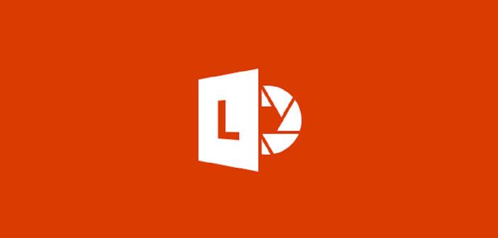 Office Lens: scanner avec reconnaissance de caractères