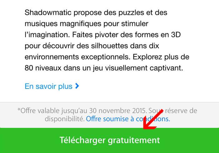 Lancez le téléchargement gratuit du jeu Shadowmatic