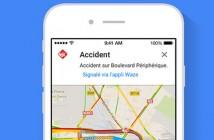 Comment activer les alertes vocales pour l'info trafic sur Maps