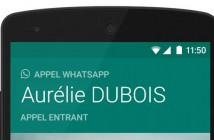 Comment passer des appels gratuits avec WhatsApp