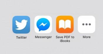 Convertir une page web en un document PDF
