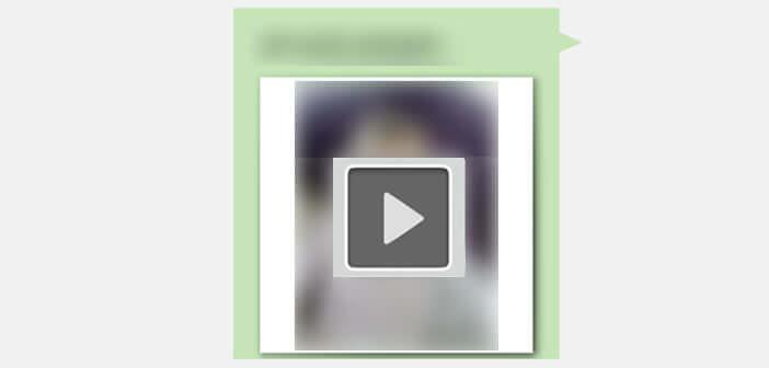 Enregistrer une photo reçue par MMS