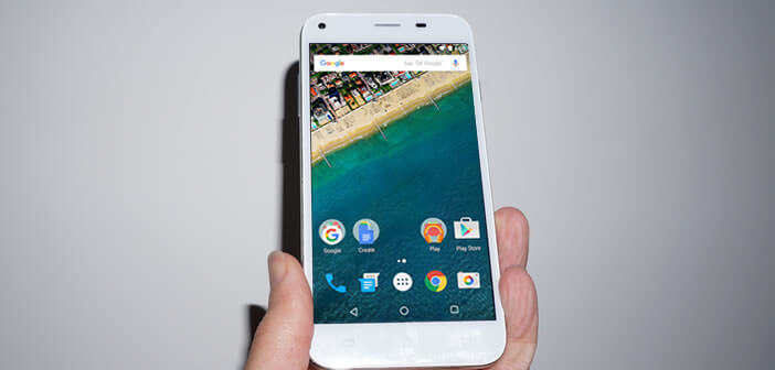 Modifier l'interface Android avec Google Now Launcher