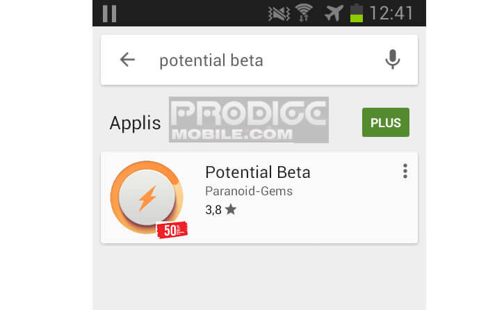 Installer Potential Beta