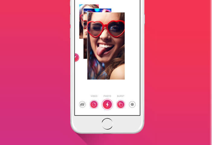 Transformer l'écran de votre iPhone en flash pour vos selfies