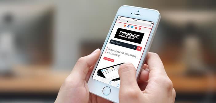 Procédure pour désimlocker iPhone