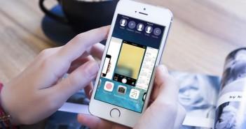 Supprimer l'affichage des contacts récents dans le multitâche de l'iPhone