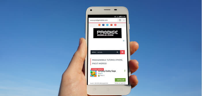 Importer les photos de votre iPhone vers votre mobile Android