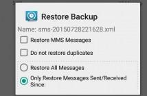 Comment transférer les SMS d'un iPhone vers Android
